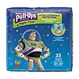 Pull-Ups Night-Time Training Pants for Boys, 2T-3T, 23 Count