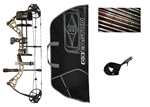 Sight Tru Bow (Diamond Infinite Edge Pro Compound Bow, Camo, Right Hand, Ready to Hunt Package)