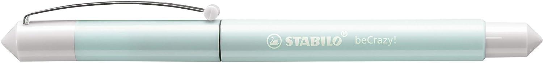 Pastel Lilac//White STABILO beCrazy Fountain Pen