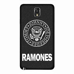 Samsung Galaxy Note 3 custodia per cellulare/custodia cover,Samsung Galaxy Note 3 Back Case Cover,The Ramones custodia per cellulare/custodia cover