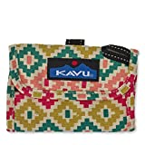 KAVU Wally Wallet, Spring Montage, One Size