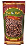 We Got Nuts Roasted Unsalted Almonds 2 Lb Bag