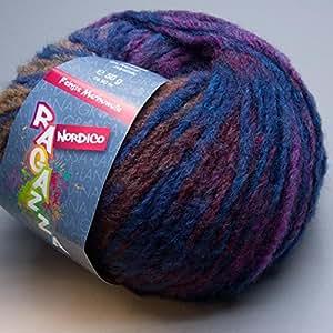 Lana Grossa Ragazza Nordico 018/50g lana