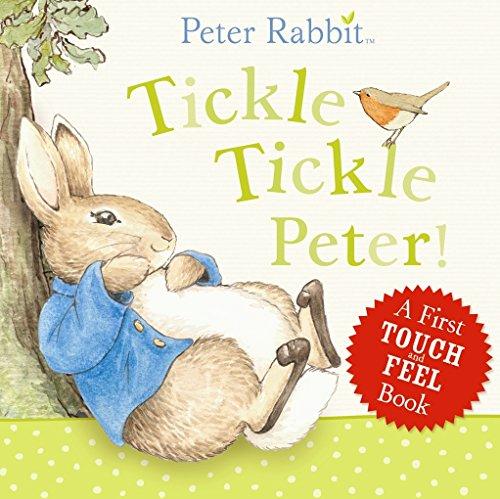 Peter Rabbit Tickle Tickle Peter! (Carol Blake Quentin Christmas)