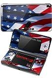 Nintendo 3DS Decal Style Skin - Ole Glory Bald Eagle