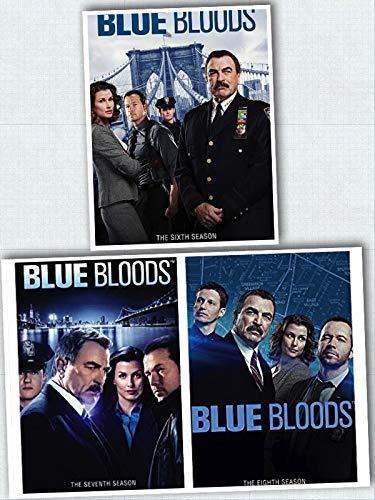 Blue Bloods: Seasons 6-8 DVD