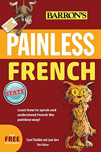 Painless French (Painless Series)