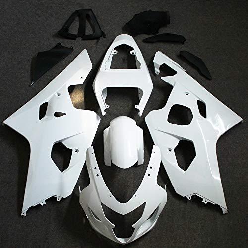 PROMOTOR Unpainted Fairing Kit Motorcycle Full Fairing Bodywork Cover for Suzuki GSXR600 GSXR750 K4 - Lower Gsxr600 Suzuki