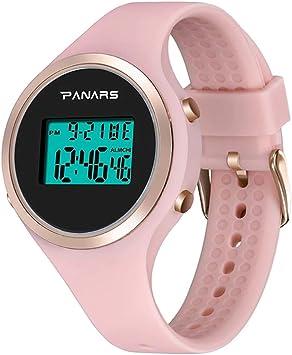 Reloj Digital Deportivo para Mujer, Relojes electrónicos ...