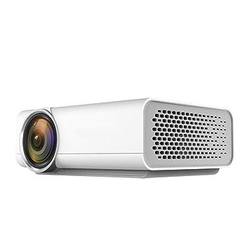 Amazon.com: Vithconl YG520 Proyector LED, 1080P (Blanco ...