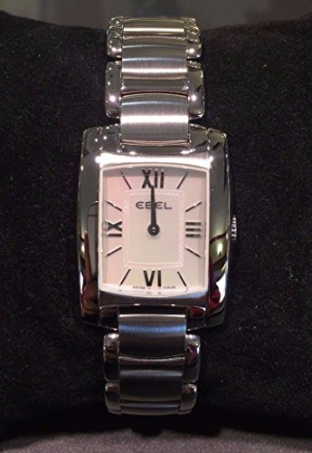 Ebel Brasilia Womens Mother-of-Pearl Dial Stainless Steel Watch 9976M22/94500 / 1215603
