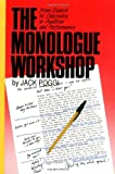 The Monologue Workshop, Jack Poggi, 1557830312