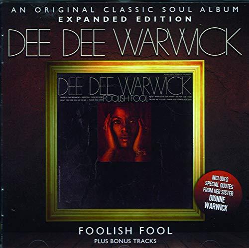 Foolish Fool ~ Expanded Edition /  Dee Dee Warwick