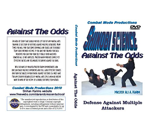 Ninjutsu: Against The Odds -Defense against multiple attackers (Best Martial Art For Multiple Opponents)