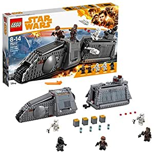 Lego Star Wars Solo: A Star Wars Story Imperial Conveyex Transport 75217 Playset Toy