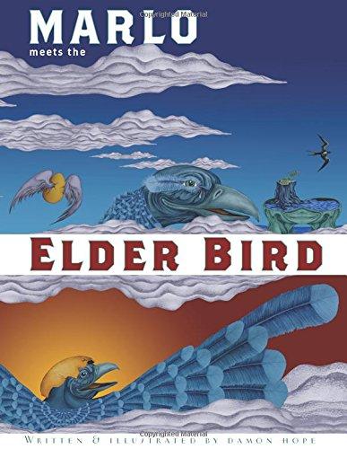 Marlo meets the Elder Bird (Feathered Friendship)