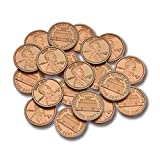 Ctu7521 - Plastic Coins 100 Pennies