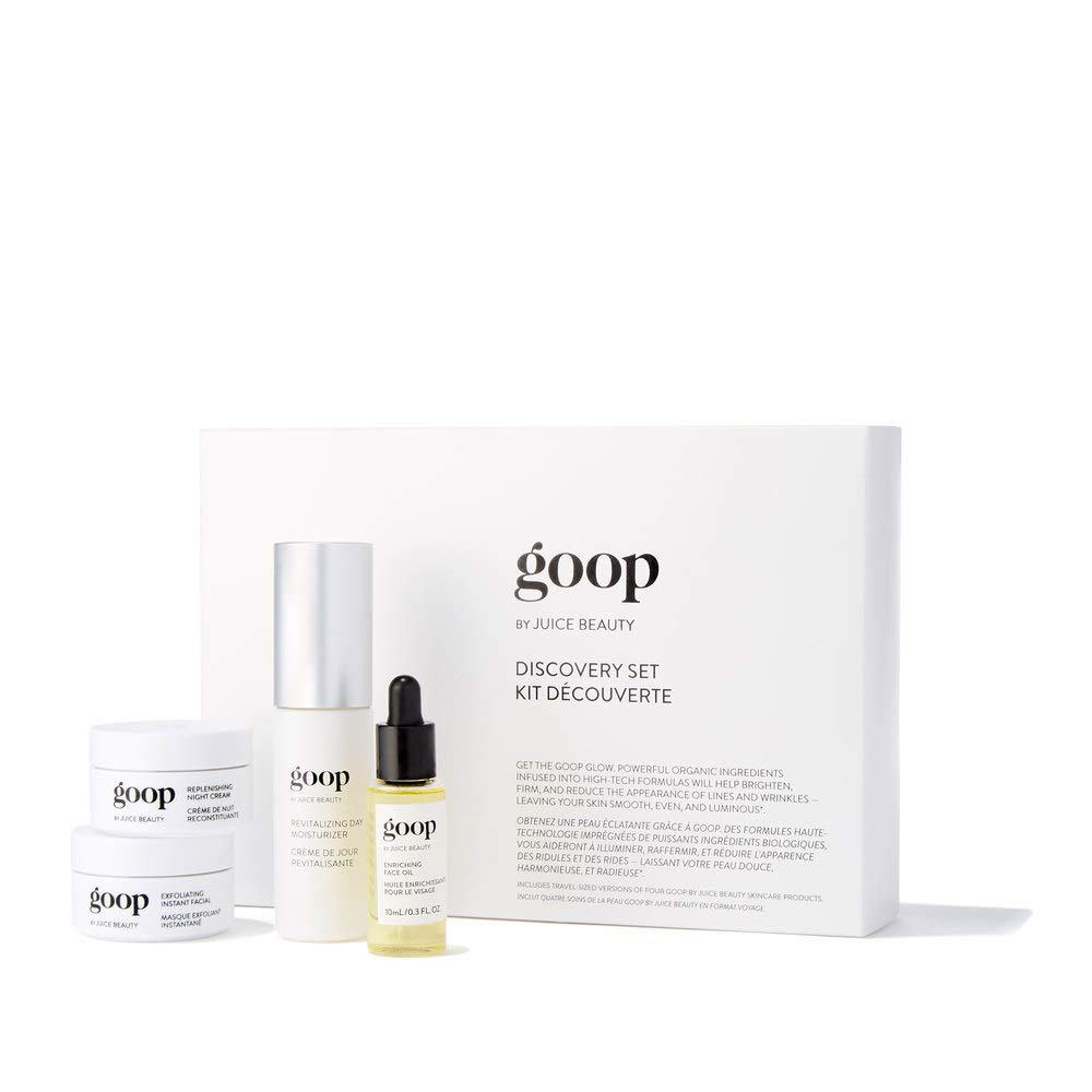 GOOP Travel Sized Discovery Set