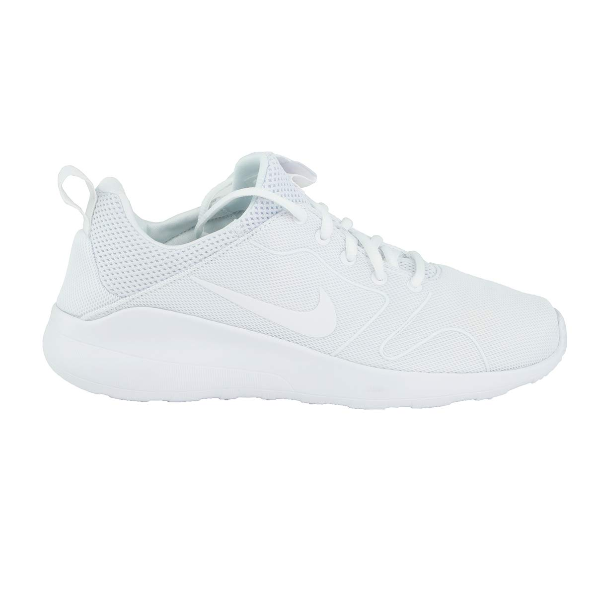 buy popular 23c75 f1980 Galleon - Nike Men s Kaishi 2.0 White Running Shoe - 11 D(M) US