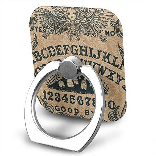 SJWE0 Cell Phone Holder,Universal Metal Smartphone Ring Grip Stand for iPhone/Ipad/Samsung HTC/Nokia/Smartphones/Tablet - Ouija Board (Case Ouija Phone Nokia Board)