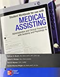 img - for Student Workbook to accompany Medical Assisting: Administrative and Clinical Procedures with Anatomy & Physiology book / textbook / text book