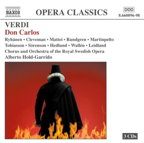 Don Carlo*: Act II Scene 2: Veil Song: Nel giardin del bello (Eboli, Tebaldo, Ladies) ()