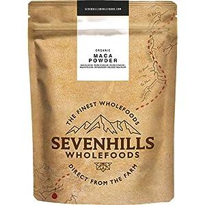 Sevenhills Wholefoods Poudre De Maca Bio 2kg