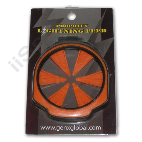 GXG Lightning Empire Prophecy Z2 Loader Hopper Speed Feed Feedgate Collar Lid - Paintball Empire Prophecy