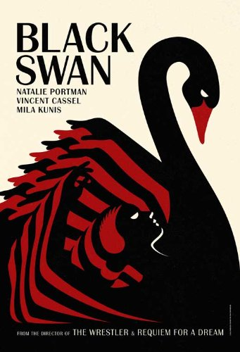 Black Swan 27 x 40 Movie Poster - Style C