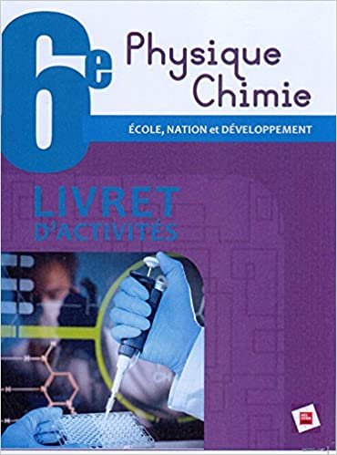 Descargar Ebook Torrent Physique-chimie 6e Rci Activités Ecole, Nation Et Développement Novelas PDF