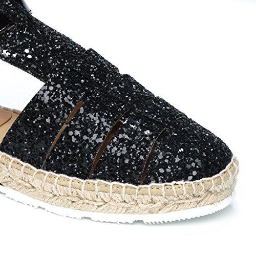 Donna KANNA espadrillas glitter