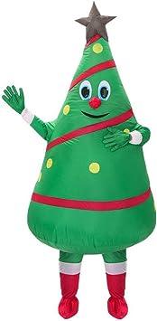 bokning Disfraz de árbol de Navidad Inflable Disfraz Inflable Inflable ...
