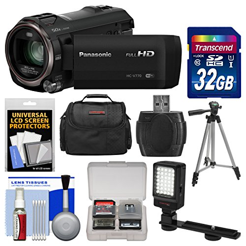 Panasonic Camcorder Led Light
