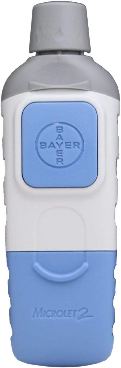 Microlet 2 - Dispositivo de punción (con profundidades de punción regulables)