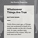 Whatsoever Things Are True | Matthew Shaer