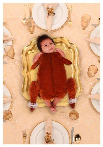Brand New Little Turkey Thanksgiving Infant Costume
