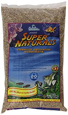 Carib Sea ACS00832 Peace River Gravel for Aquarium, 20-Pound from TopDawg Pet Supply