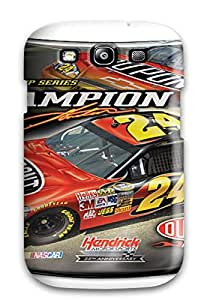 Garrison Kurland's Shop 6955781K74711946 Durable Protector Case Cover With Jeff Gordon Hot Design For Galaxy S3