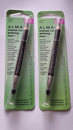 Almay Intense I-color Defining Liner for Green Eyes Mocha 03