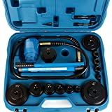 """TEMCo TH0037 4"""" HYDRAULIC KNOCKOUT PUNCH Electrical"""