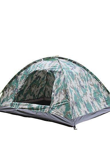 ZQ Zelt ( Camouflage , 2 Personen ) - Atmungsaktivität/Anti-Insekten/warm halten