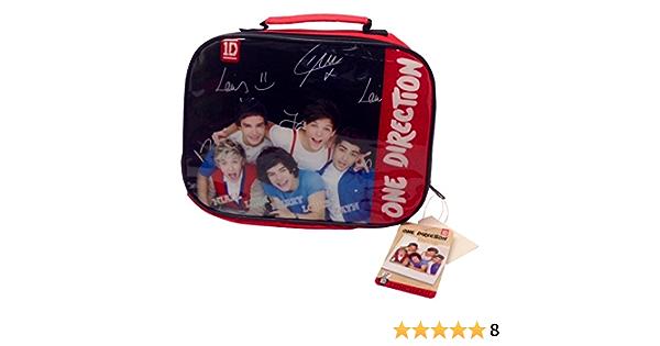 Mega Brands Bolso Almuero One Direction 1D 2013 Firma Aut/ógrafo Dise/ño