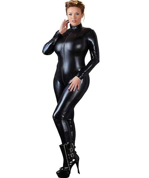 Amazon.com: FASHION QUEEN - Traje de mujer sexy con aspecto ...