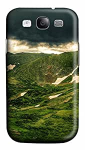 Samsung Galaxy S3 I9300 Cases & Covers - Green Mountain Custom PC Soft Case Cover Protector for Samsung Galaxy S3 I9300