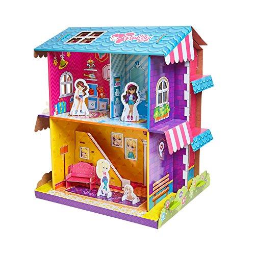 Casinha de Boneca da Polly - Copag