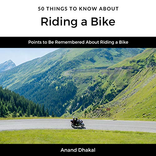 Pdf Travel 50 Things to Know About Riding a Bike: Points to Be Remembered About Riding a Bike