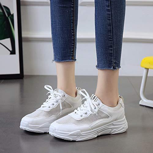 Phy Ins Scarpe Traspiranti Donna Blu Vecchie Sport Da Shoe Studenti CCw7pqZ