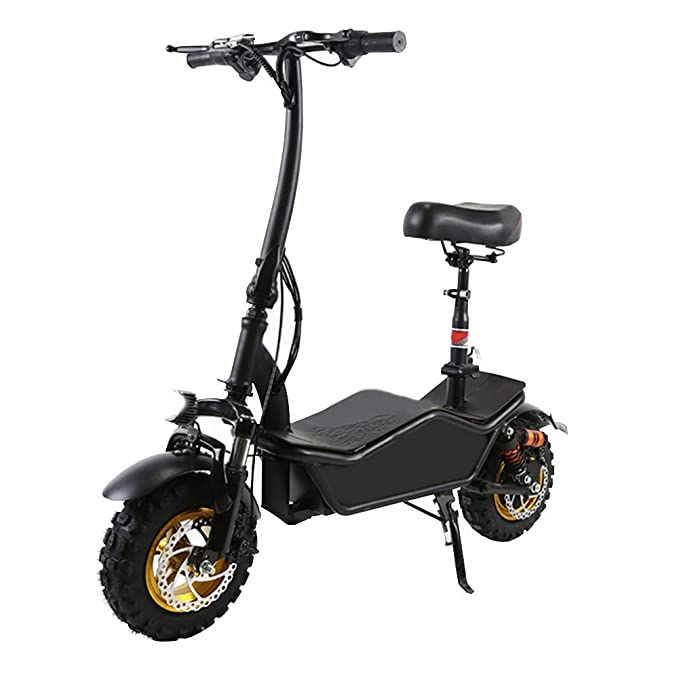 Amazon.com : HBBenz Electric Scooter, Foldable 48V Lithium ...