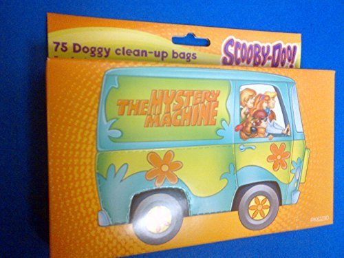 Scooby Doo Doggy Clean Up Bags
