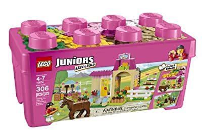 LEGO® Juniors, Pony Farm - Item#10674